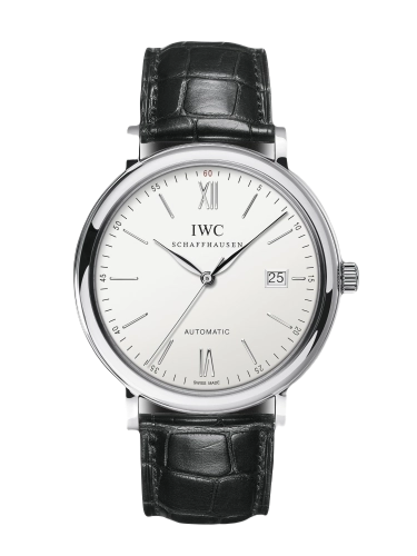 IWC IW3565 01 Portofino Automatic Stainless Steel Silver