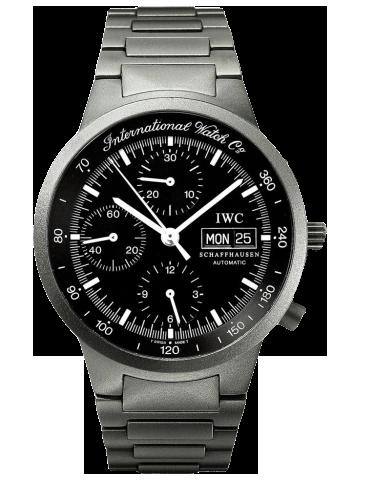 IWC IW3707 01 GST Chronograph Automatic Titanium German