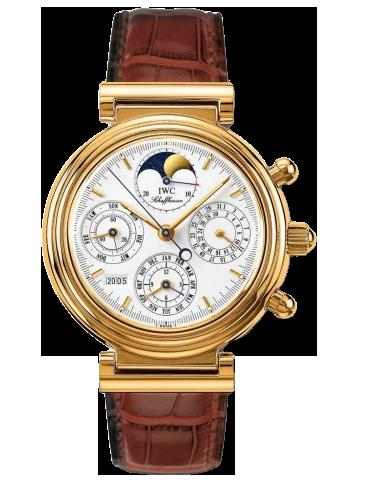 IWC IW3750 01 Da Vinci Perpetual Yellow Gold White German
