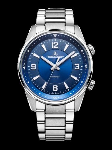 Jaeger LeCoultre 9008180 Polaris Automatic Stainless Steel Blue Bracelet 1