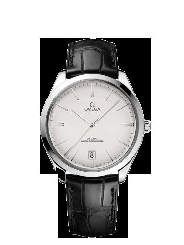 Omega 435.13.40.21.02.001 De Ville Tresor Master Chronometer Stainless Steel Silver