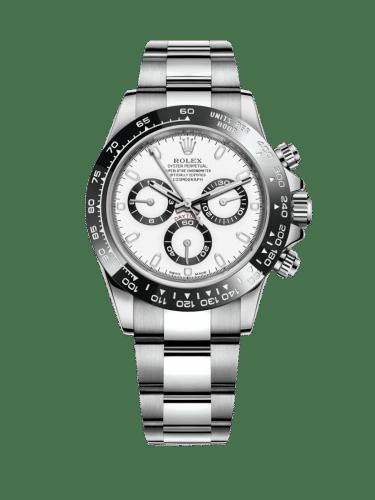Rolex 116500ln 0001 51 Cosmograph Daytona Steel Cerachrom White