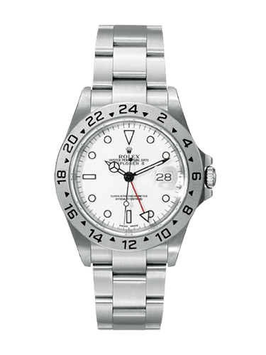 Rolex 16570 43 Explorer II Superluminova