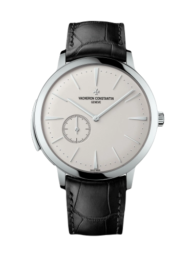 Vacheron Constantin 30110.000P 9999 Patrimony Ultra Thin Calibre 1731 Platinum Silver 1