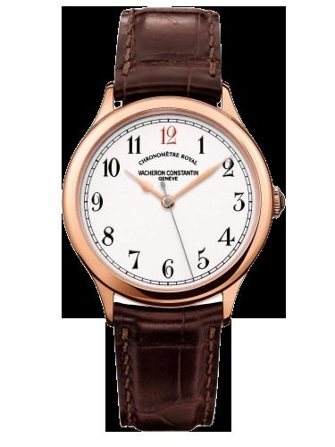 Vacheron Constantin 86122.000R 9286 Historiques Chronometre Royal 1907 Red Twelve 1